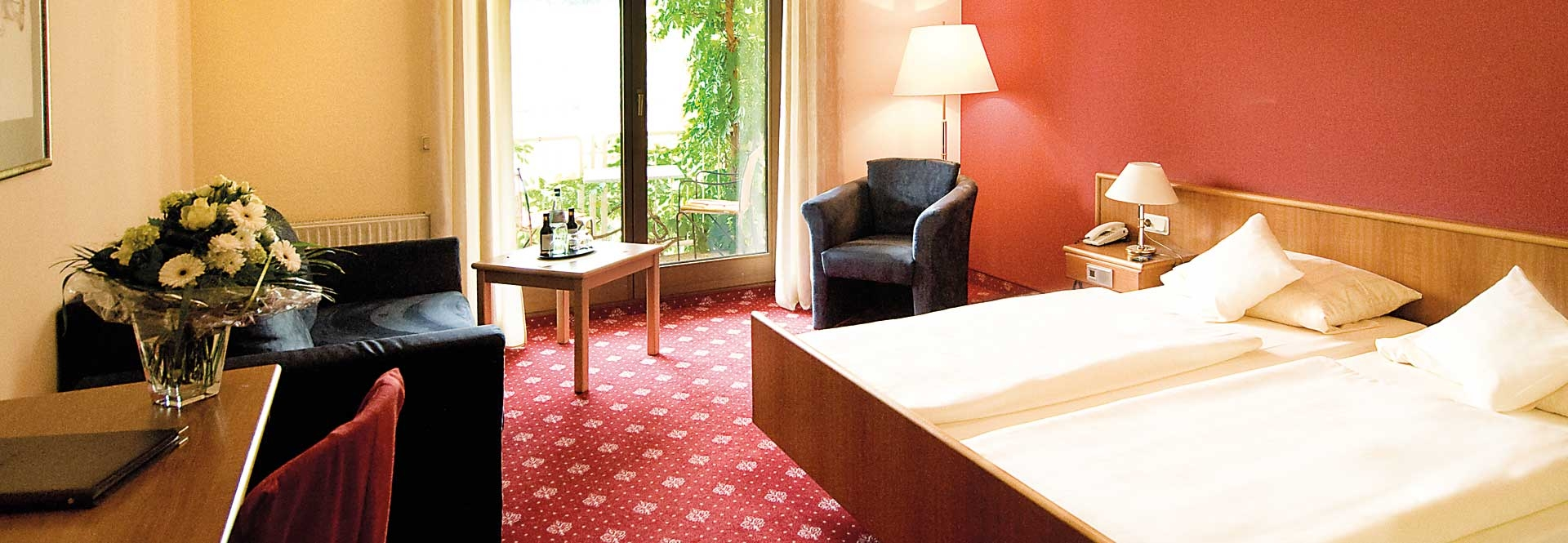Zimmer Suiten Und Preise Weinhotel St Stephanus